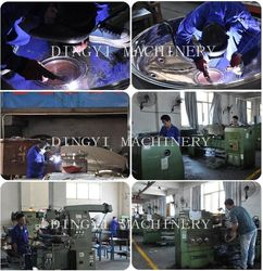 ChinaVacuum Emulsifying MixerCompany