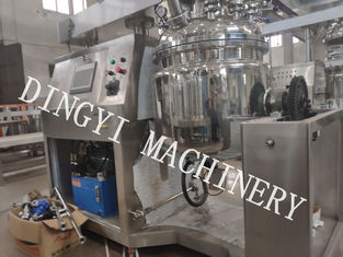 Fully Autimatic Vacuum Emulsifying Mixer With Touch Screen Control