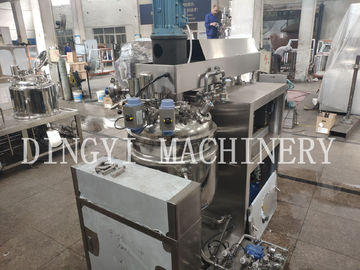 low noise Shampoo Mixer Machine , Skin Care Manufacturing Equipment