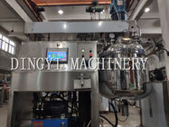 China Emulsifier Cosmetic Manufacturing Equipment , Automatic Ointment Manufacturing Plant company