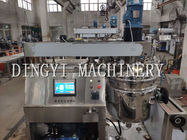 China Small Scale Vacuum Mixer Machine With Special Structure Shear Teeth company