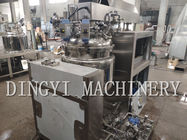 China SS Cosmetic Cream Making Machine , Industrial Small Scale Homogenizer company