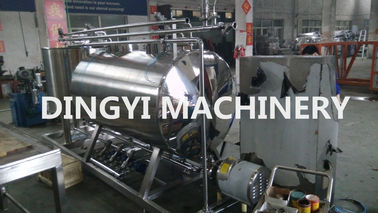 China Mobile CIP Cleaning System SS Tank 1000L Safely Automatic Cleaning High Speed factory