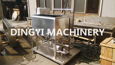 China Various Heating Wash In Place System Multi - Stage Cooling Jacket Simple Operation factory