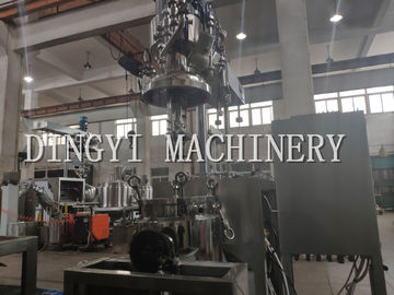 China 1 Stage Industrial Vacuum Mixer For Daily Chemical Products , Food Industry factory