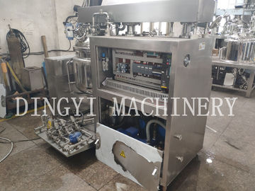Laboratory Vacuum Emulsifying Mixer With Unique Structure 380V 50Hz
